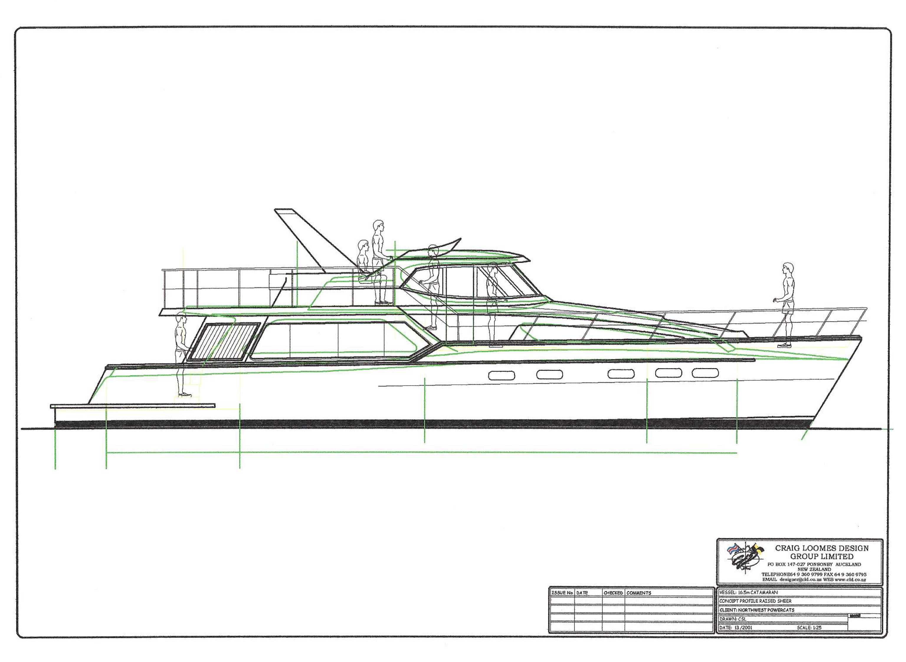 58ft interior profile heights